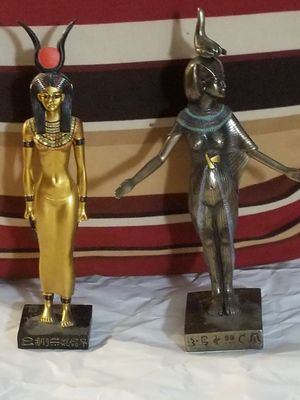 Egyptian Collection Statues for Sale in Saint Petersburg, FL