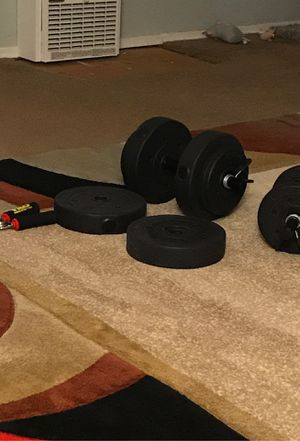 Dumbbells for Sale in La Mesa, CA