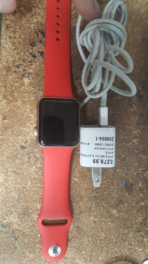 Apple watch series 3 38mm smart watch for Sale in Baltimore, MD