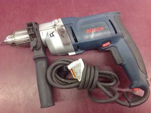 """BOSCH 1/2"""" HIGH SPEED DRILL - PRICE IS FIRM for Sale in Columbus, OH"""