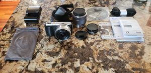 Sony NEX- C3 16MP Camera with Wide Angle Lens for Sale in Seattle, WA