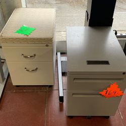 Working from Home? Pedestal File Cabinets for Sale for Sale in Portland,  OR