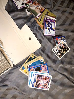 Collection of sports cards for Sale in Shoreline, WA