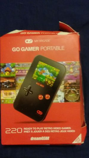Go gamer portable for Sale in Brooklyn, NY