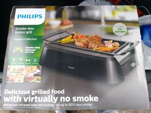 Indoor smokeless grill, Philips, Avance collection model for Sale in Bremerton, WA