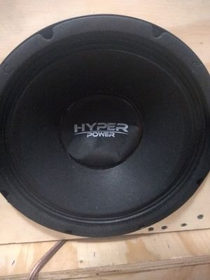HYPER POWER CAR SPEAKERS for Sale in Tamaqua, PA