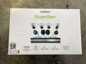 Uniden Guardian Security System for Sale in Duvall, WA