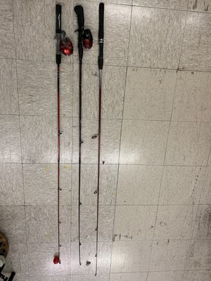 Fishing poles for Sale in San Antonio, TX
