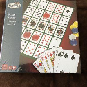 Poker/keno Family Games for Sale in Reston, VA