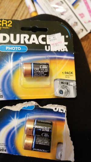 Duracell camera battery for Sale in Brooklyn, NY