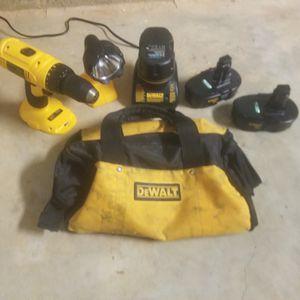 Dewalt 18V Drill Set for Sale in Columbia, SC