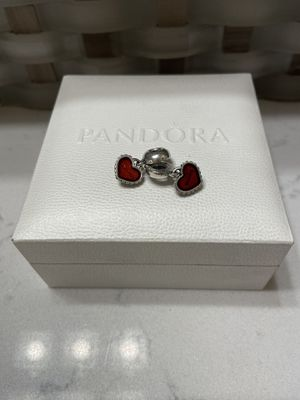 Pandora mother/daughter heart charms for Sale in Elk Grove, CA