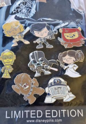 Disney pins Star Wars for Sale in Layton, UT
