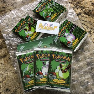 VINTAGE ✨ Pokemon Sealed 1st Edition Jungle Pack(s) for Sale in Henderson, NV