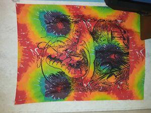 Tie-Dye Alice Tapestry for Sale in Traverse City, MI