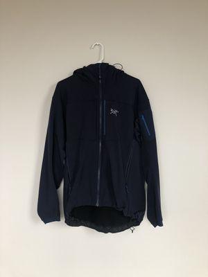 Arc'teryx Navy hoodie Jacket Polar Tech for Sale in Dallas, TX