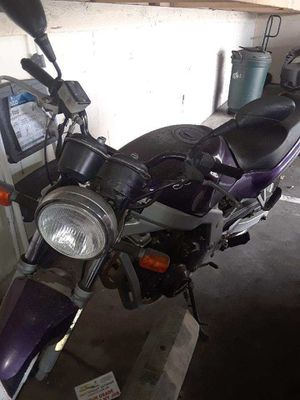 Suzuki GS500E, 500 Cc, Great Motocycle! Runnings Good, Purple Color, Manual for Sale Lowest $1459. New tags and registration..Christmas SALE for Sale in Los Angeles, CA