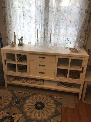 Crate & Barrel Credenza/Buffet Server for Sale in Kalamazoo, MI