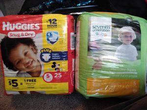 Huggies Diapers for Sale in Grand Prairie, TX