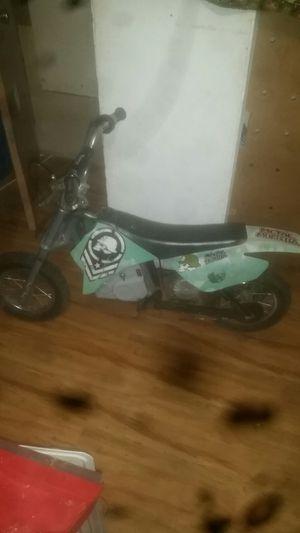 Razor electric dirt bike for Sale in SKOK, WA