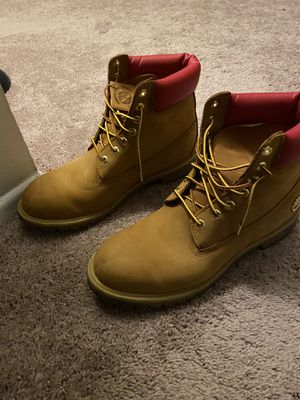 Timberland boots men's size 13 for Sale in Azusa, CA
