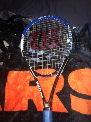 New Wilson Tennis Racket for Sale in Lemont, IL