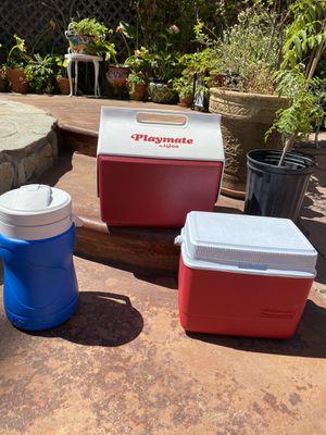 Ice Chest Coolers Bundle. READ DESCRIPTION for Sale in Modesto, CA