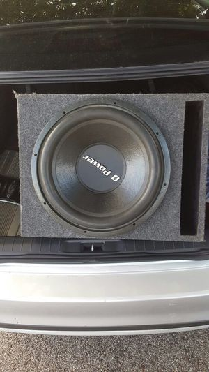 15 inch qpower for Sale in Houston, TX
