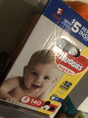 Huggies size 2 for Sale in Wilsonville, OR