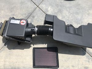 2017 Chevy Silverado OEM Air Intake Full System for Sale in Duarte, CA