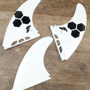 F6 FUTURE THERMOTECH SURFBOARD FINS $39 for Sale in Carlsbad, CA
