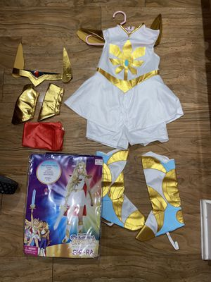 SHE-RA Costume use 4-6 for Sale in Huntington Beach, CA