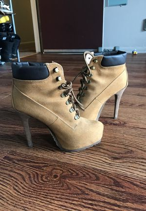 Timberland heels Size 8 for Sale in Denver, CO