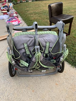 Double stroller for Sale in White, GA