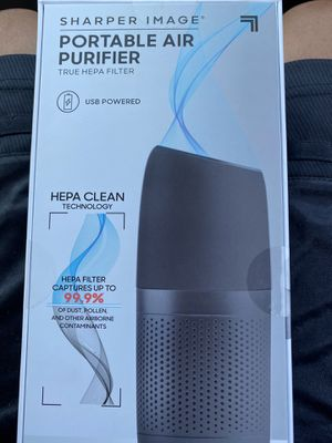 Sharper Image Portable Air Purifier for Sale in Chicago, IL