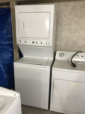 "Kenmore / Stackable / Washer & Dryer / 27"" inches wide for Sale in Denver, CO"