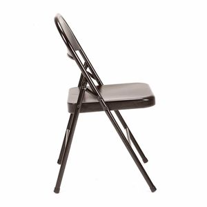 Steel Folding Chair (4-Pack), Black for Sale in Raleigh, NC