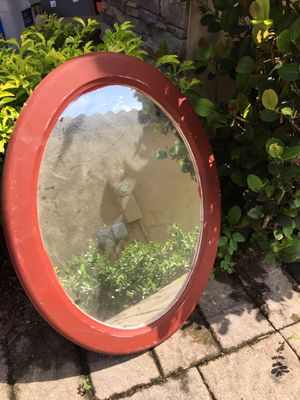 Cute oval DIY mirror project for Sale in Homestead, FL