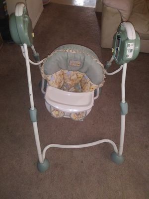 Baby swing for Sale in Greensboro, NC