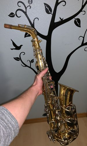 Premium Yamaha saxophone for Sale in Fort Worth, TX