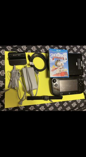 Wii u Bundle for Sale in District Heights, MD