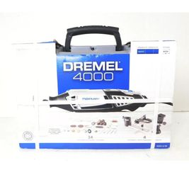 NEW Dremel 4000-4/34 High Performance Rotary Tool Kit for Sale in Kent,  WA