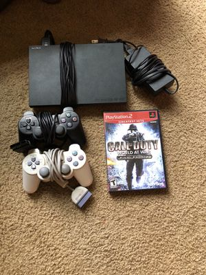 PS2, GAME, & CONTROLLER for Sale in Ethel, LA