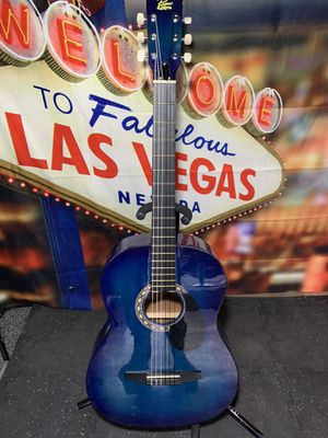 Blue Rouge Classical Acoustic Guitar for Sale in Las Vegas, NV