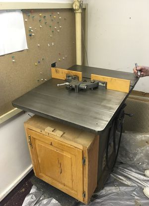 Floor model shaper for Sale in Cleveland, OH