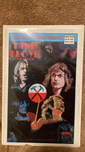 Pink Floyd Personality Comics for Sale in New York, NY
