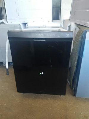 Black Frigidaire Dishwasher for Sale in St. Louis, MO