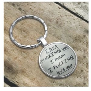 Keychain Glass Cabochon Couple Keychain for Sale in Lauderdale Lakes, FL