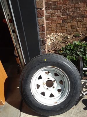 Trailer wheel/tire for Sale in Greenwood, IN