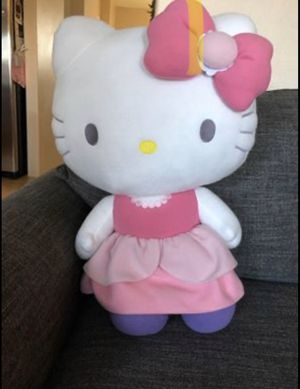 BNWT Large Huggable Hello Kitty for Sale in Ewa Beach, HI